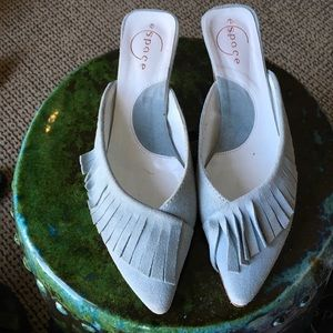 Beautiful Vintage French Espace shoes